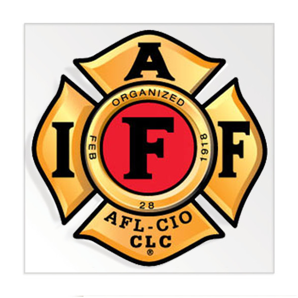 Gold Logo Decal Iaff Online Store