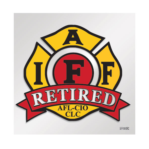 Retired Decal: IAFF Online Store