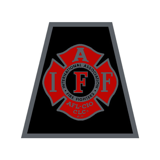 Black Red Helmetet Iaff Online Store